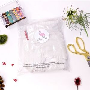 "Other - 9""x13""100pcs stretchy suffocation self seal bag"